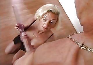 Naked pornstar blowjob